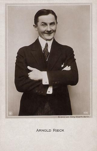 Arnold Rieck