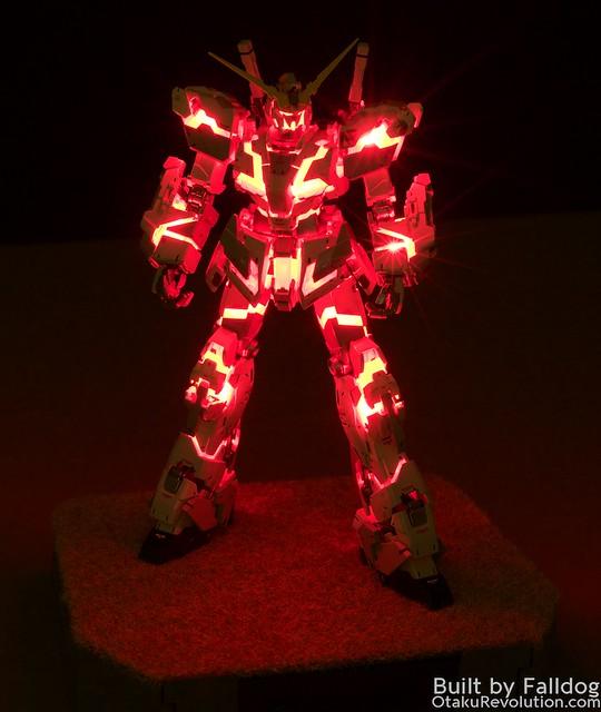 RG Unicorn TWC Lighting Model 3