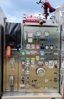 Spencer Engine 751 Pump Panel