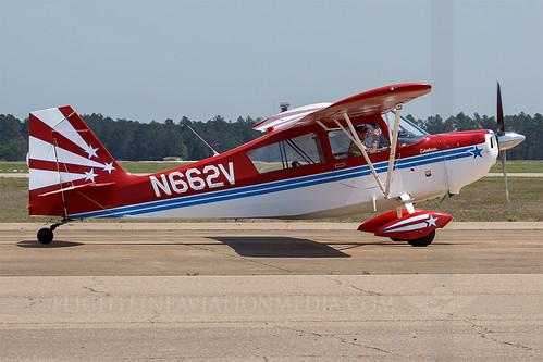 columbus airforce base afb cbm kcbm airport mississippi airshow bellanca 7kcab citabria n662v 4976035 airplane aircraft
