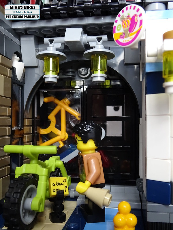 Mike's Bikes & The Ice Cream Parlour