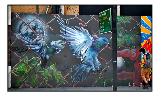 STREET ART by NETHER410