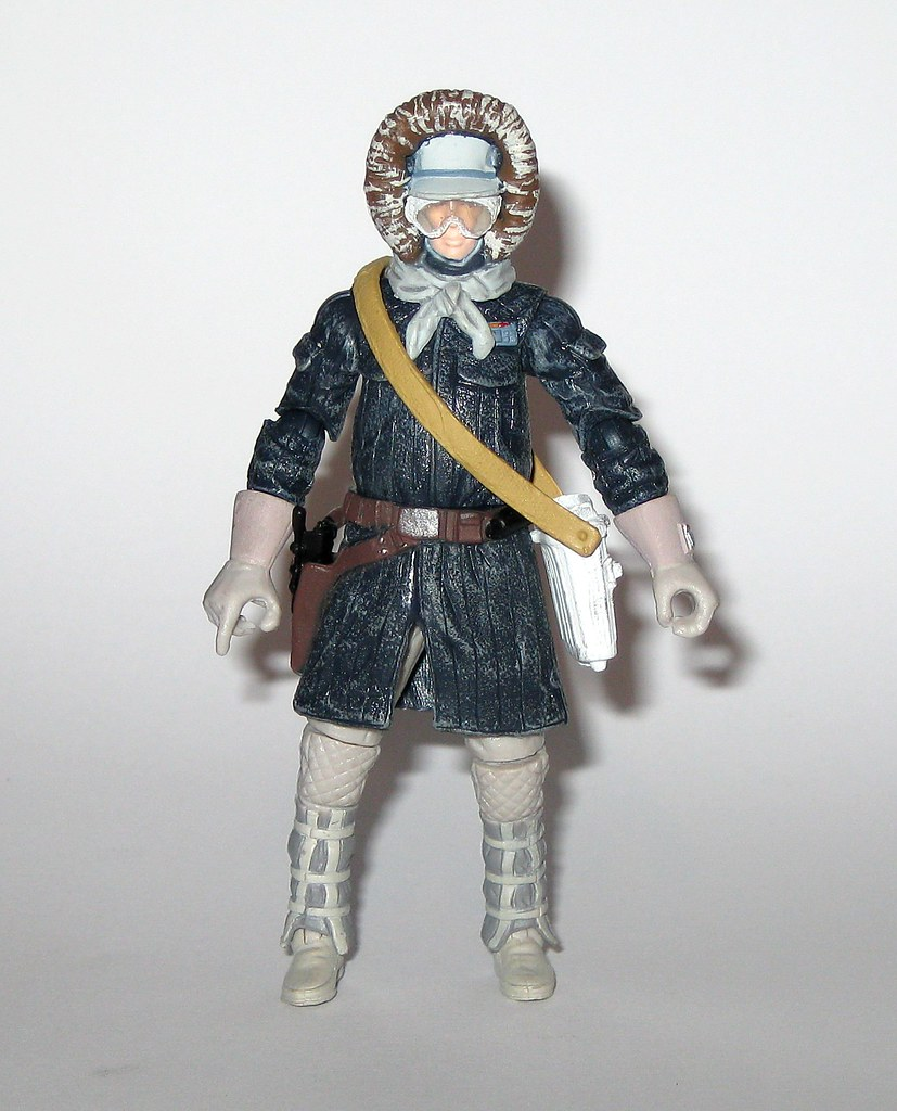 Star Wars The Legacy Collection Walmart Excl Droid Factory Hoth Gear HAN SOLO