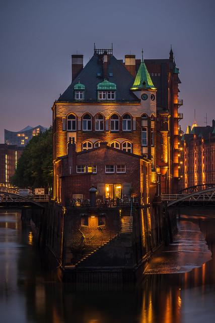 Elbschlösschen in Hamburg