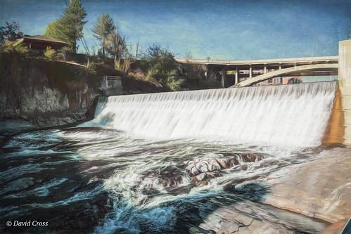 westernstatesroadtrip washington spokaneriver river canonef24105mmf4lisusm landscape spokane topazsw lightroom6 riverfrontpark spokanefalls canon5dmarkiii spokanecounty