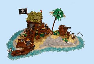 Rumrunner's Isle | by norlego