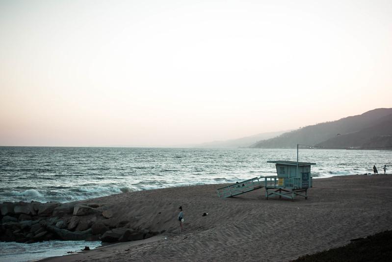 Blue Tone Beach Shack