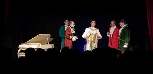 Teatro, Amadeus