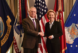 SD meeting with German MinDef | by Archive: U.S. Secretary of Defense