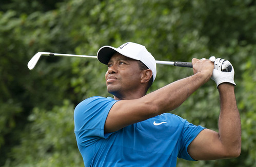 Tiger Woods | by Keith Allison
