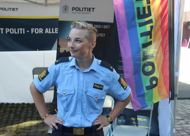 Oslo pride parade