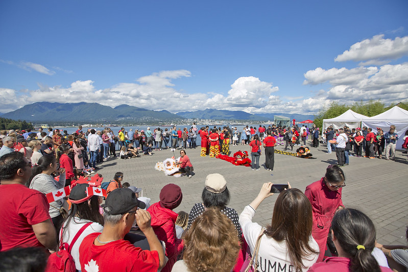 Canada Day 2018 @ Canada Place