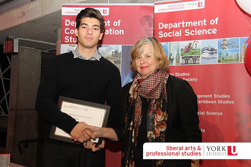 York University student awards and accolades