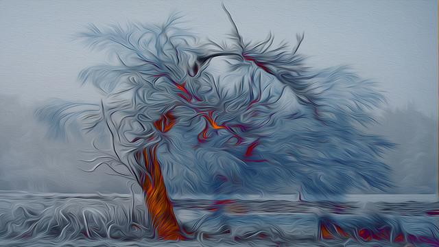 Bildschichten Eis und Feuer 46