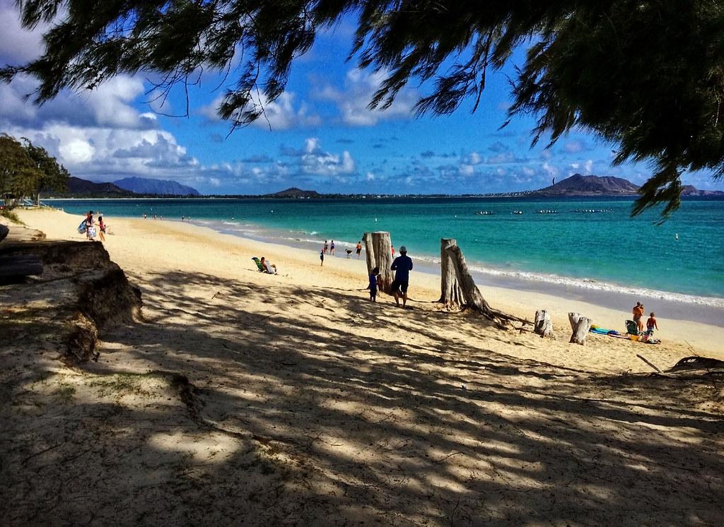 Kailua Beach Park Jcc55883 Flickr