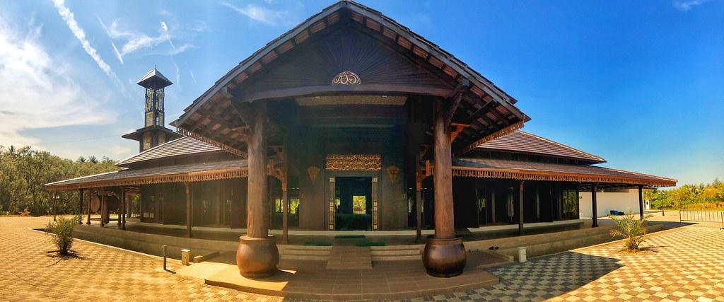 Masjid Ar Rahman Mukim Pulau Gajah Kelantan Mattabak Flickr
