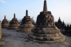 Borobodur Temple, Yogyakarta Region (Java), Indonesia