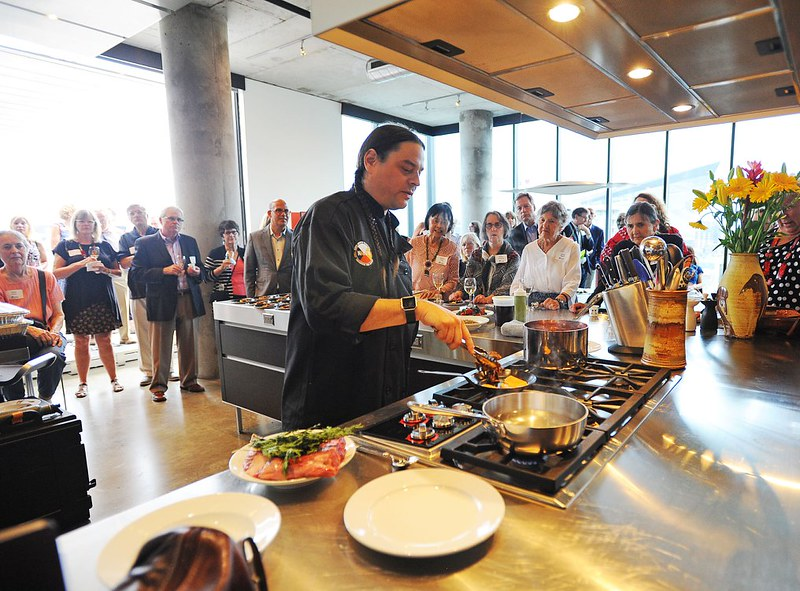 An Evening with The Sioux Chef