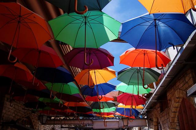 Umbrella roof (In Explore)