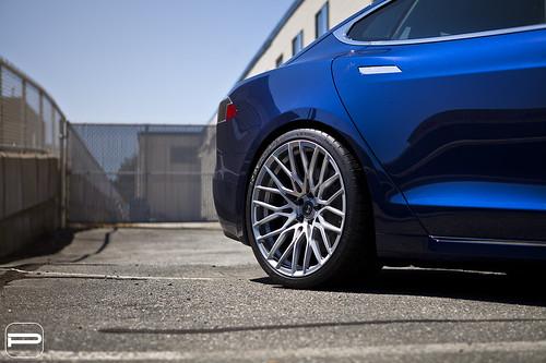 Tesla Model S PUR FL25 | by PUR Wheels