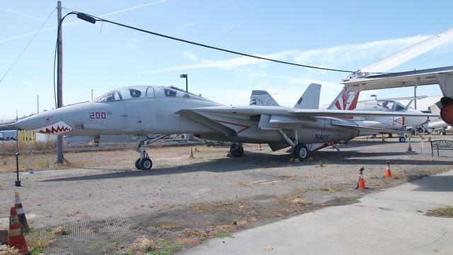 US Navy Grumman F-14 Tomcat