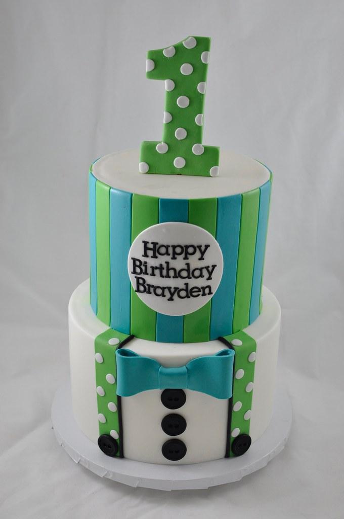 Awe Inspiring Little Man Birthday Cake Jenny Wenny Flickr Birthday Cards Printable Trancafe Filternl
