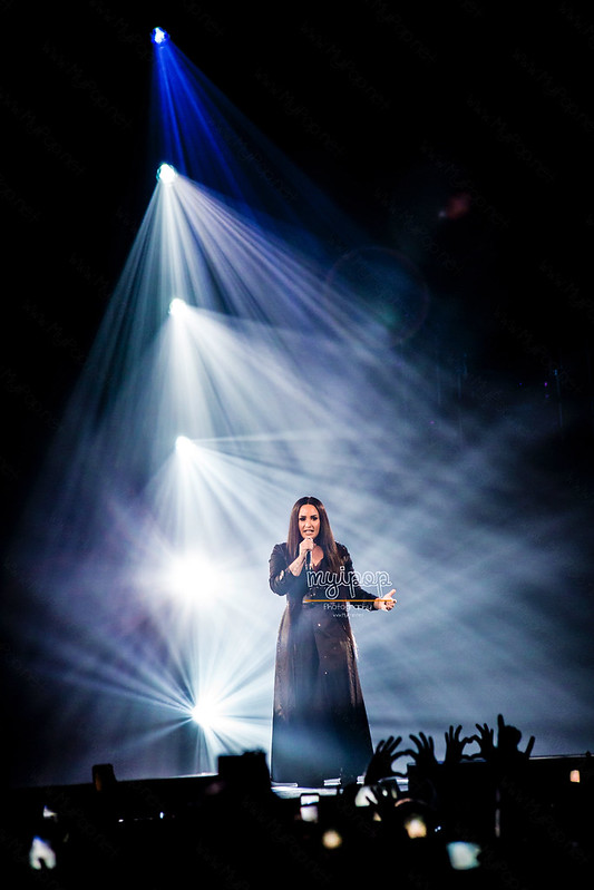 Demi Lovato - Tell Me You Love Me World Tour