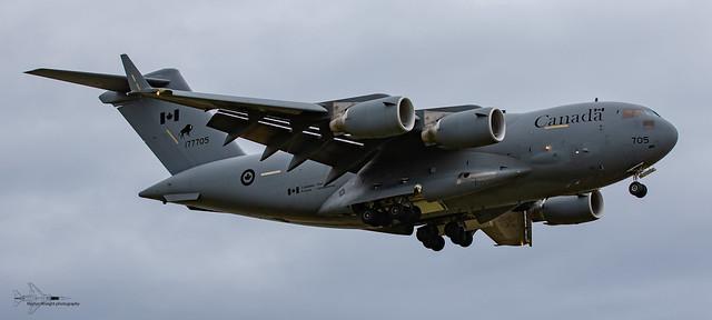 Canadian Air Forces C17 III Globemaster