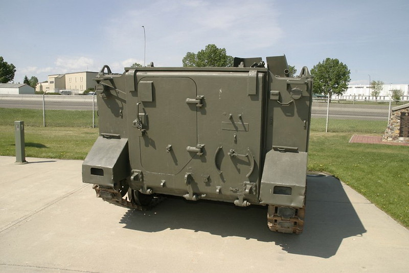 M113A2 APC 5