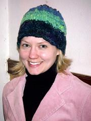 Lisa's Yarn School Spindle Hat