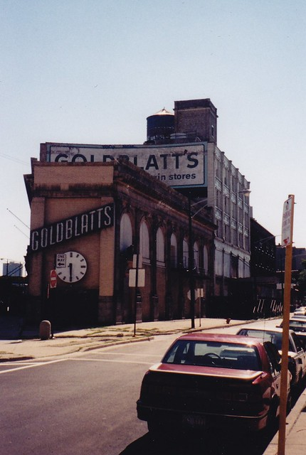 Goldblatt's Uptown Chicago - Broadway & Lawrence