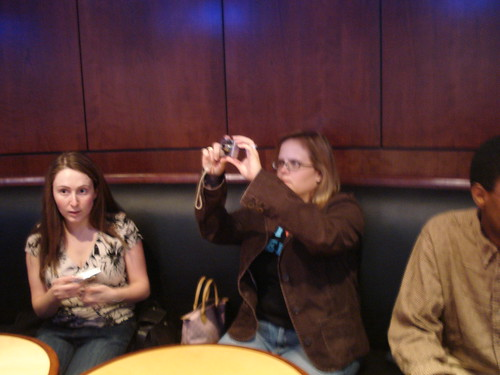 Michelle Taking Pictures | by Pegasus Librarian