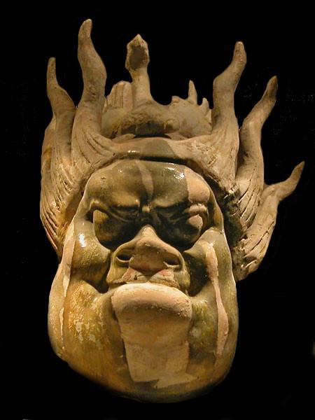 Gardien de tombe (Musée national de chine)