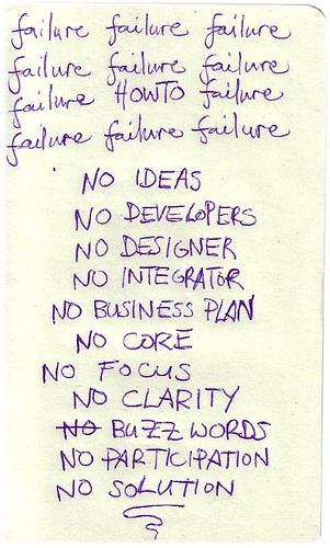 how_to_fail_by_hugh | by Future Boy