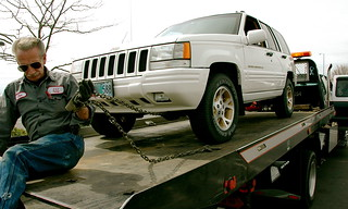 Eugene Oregon tow truck | by Don Hankins