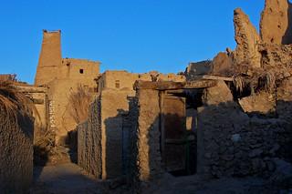 Arquitectura tradicional, oasi de Siwa (2) | by Sebastià Giralt
