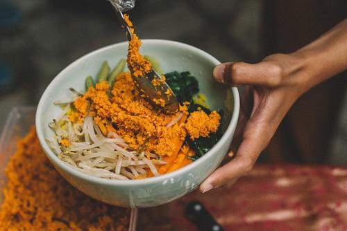 Indonesian Pop Up Kitchen in Porto 1 | by wearesolesisters.com