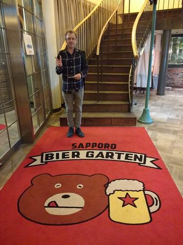 Sapporo bier garten | by Tartanna