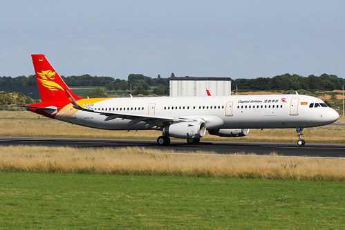 Capital Airlines - Airbus A321-231SL - D-AYAK | by Jesse Vervoort