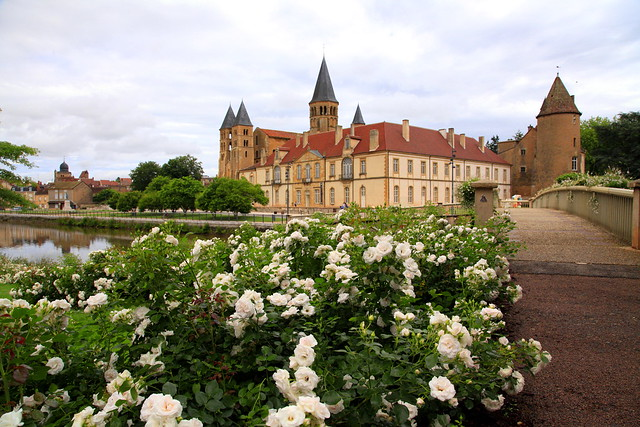 Paray le Monial - Burgundy - France
