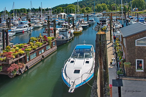 Gibsons Marina | by Thank you for 2.7 Million views