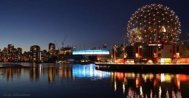 Vancouver At Night - 46