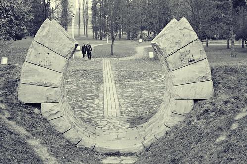 history blackwhite blackandwhite story monument memorial park krusevac camera focus nikon d3200 day srbija serbia serbien laserbie