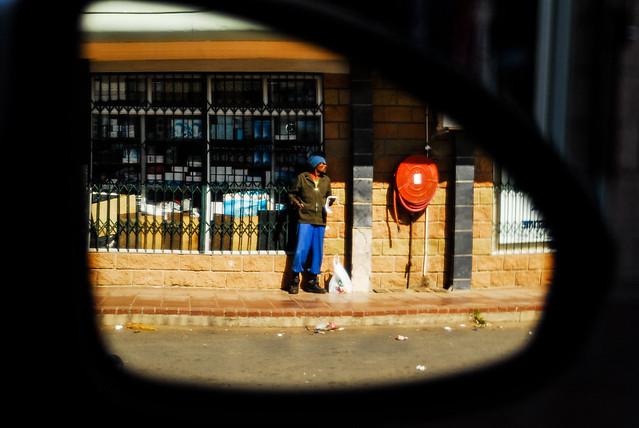 South Africa street mood