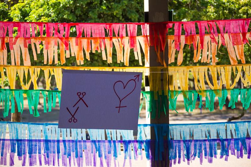 Parada do Orgulho LGBT na UnB