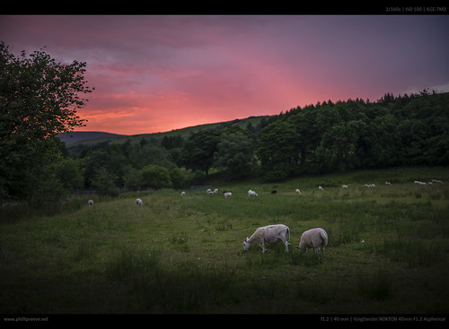Black Mountains Sunrise | by Phillip Reeve