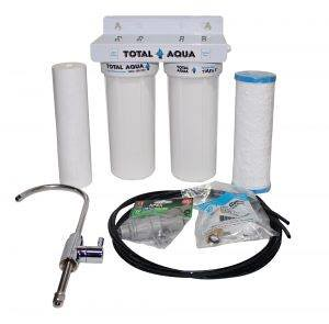 UV Purification | Total Aqua Filter - Purified Water| 1800 186 555