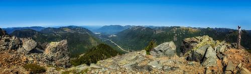 mcclellanbutte i90 wilbur rocks summit mountains landscape view