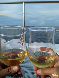 A toast to a romantic cruise | by Adrenaline Romance