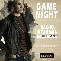 Rachel Mcadam Game Night